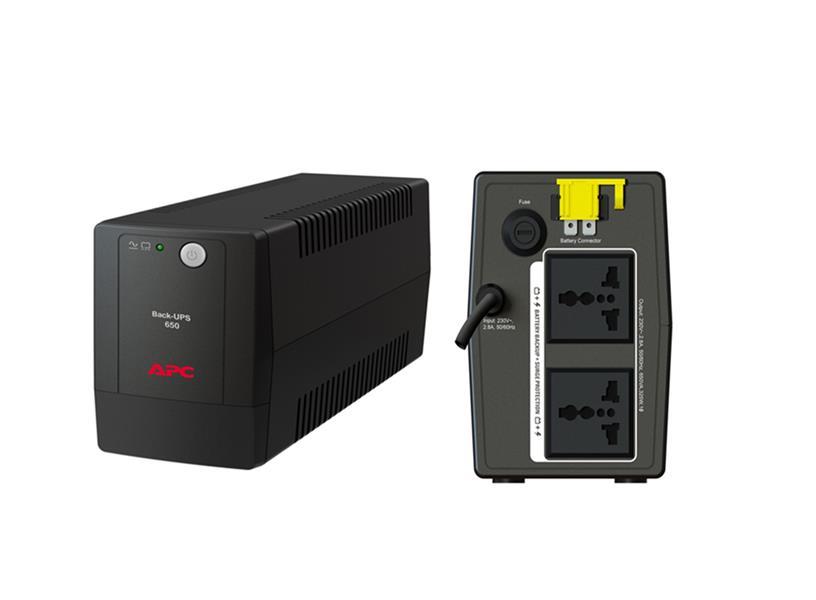 APC BACK-UPS 650 (BX650LI-MS)