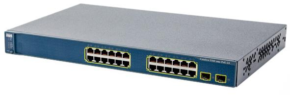 CISCO Catalyst 3560G Series PoE-24