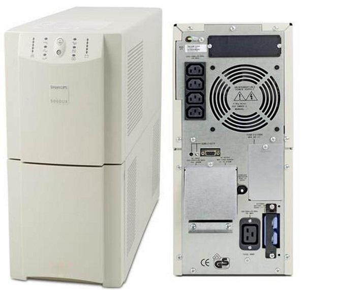 APC SMART-UPS 5000 - SU5000i