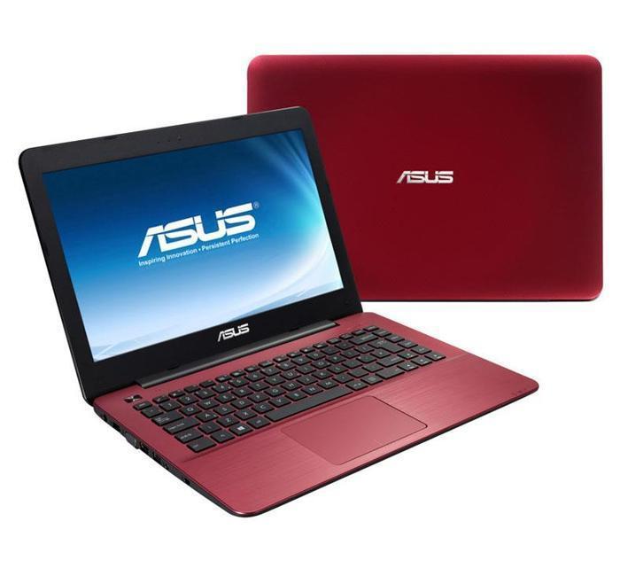 ASUS X455L