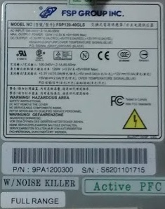 FSP FSP120-40GLS