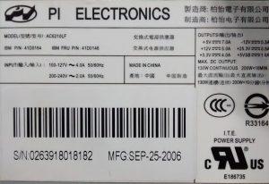 PI Electronics AC6210LF