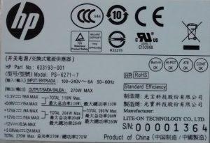 ps hp 6271-7